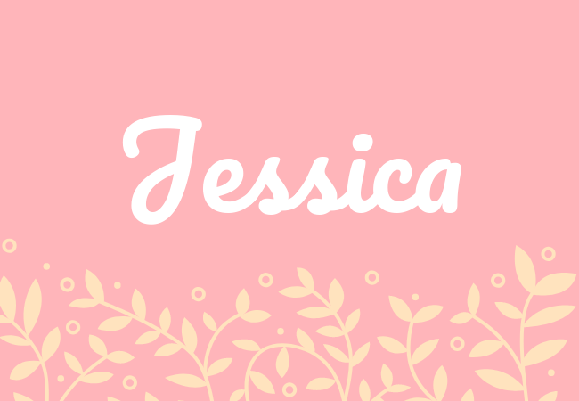 Jessica most popular baby girl names