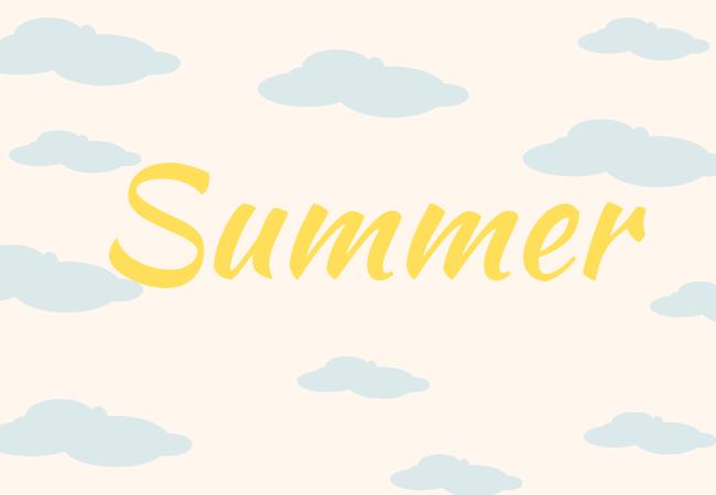 Summer baby names Summer